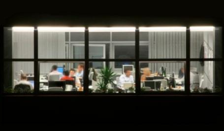 Como a Empresa Controla o Ponto da Hora Noturna